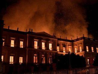 Brazil museum fire 2018