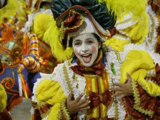 Rio Carnival 2020 Street Parties Samba Parades